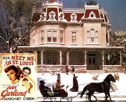 Meet Me in St. Louis movie house Kensington Ave