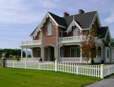 A New Gothic Revival House with an Old Soul