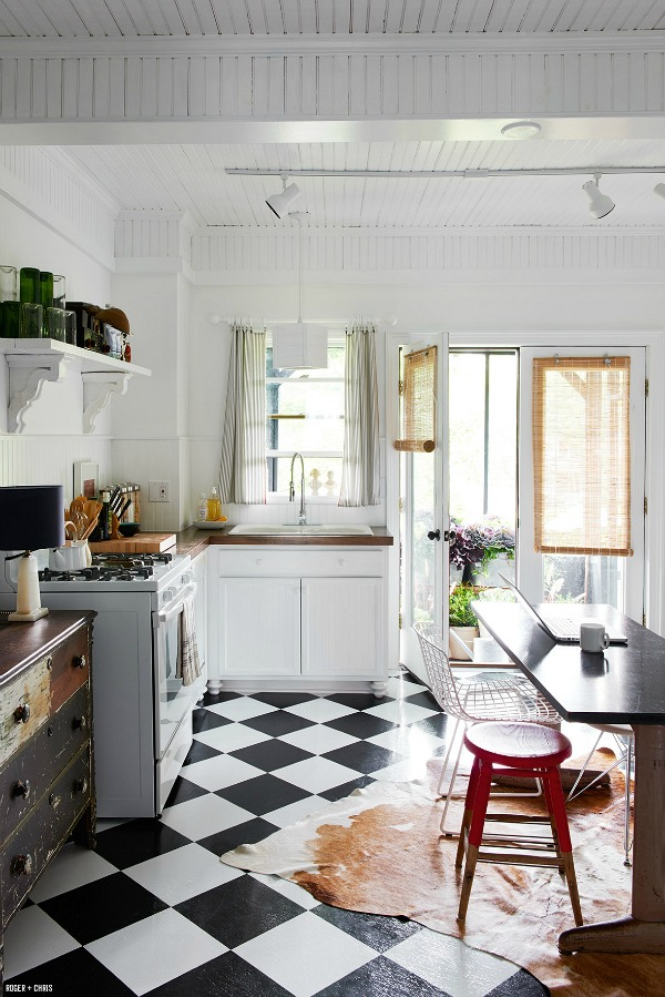 Victorian Kitchen AFTER Renovation