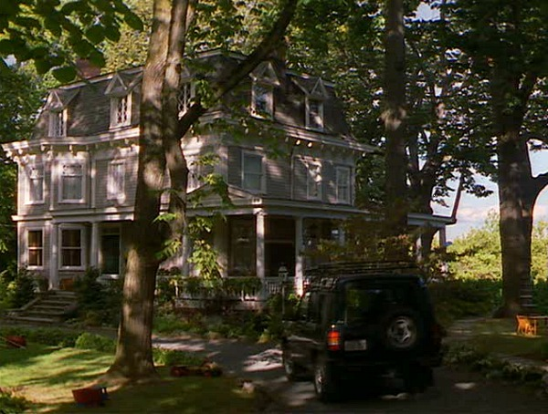 "The ""Stepmom"" movie house in New York"