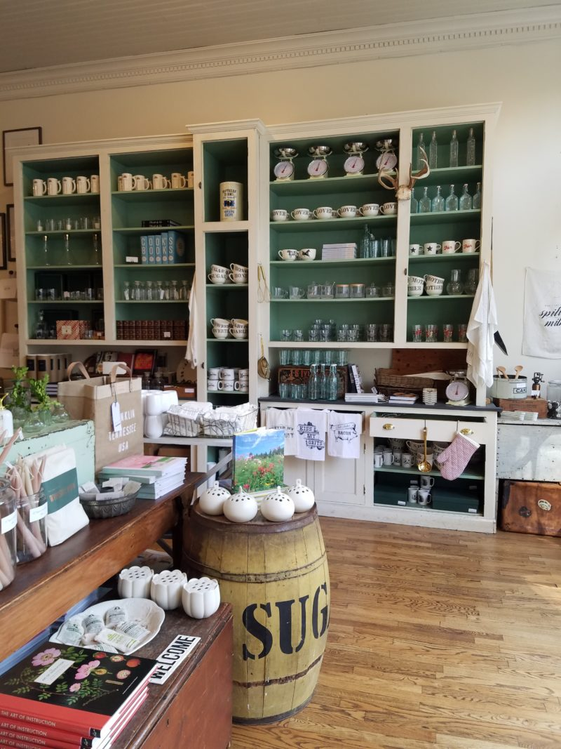 White's Mercantile Franklin TN