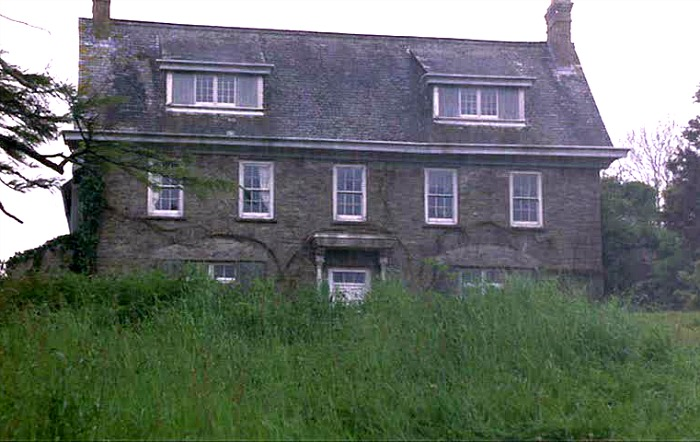 "Dashwood Cottage in ""Sense and Sensibility"" movie"