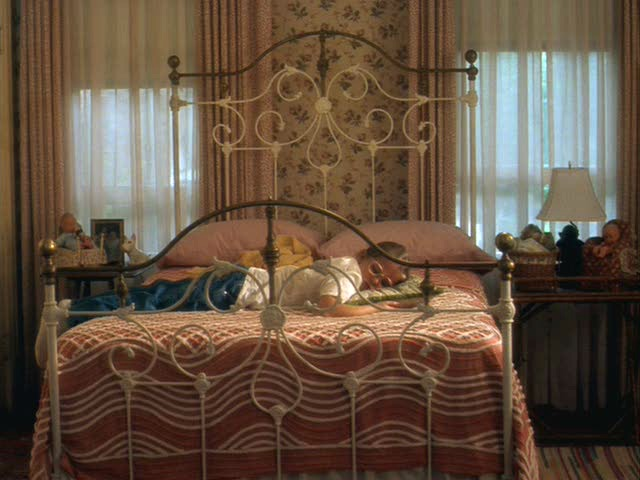 Bernice's bedroom in Hope Floats movie