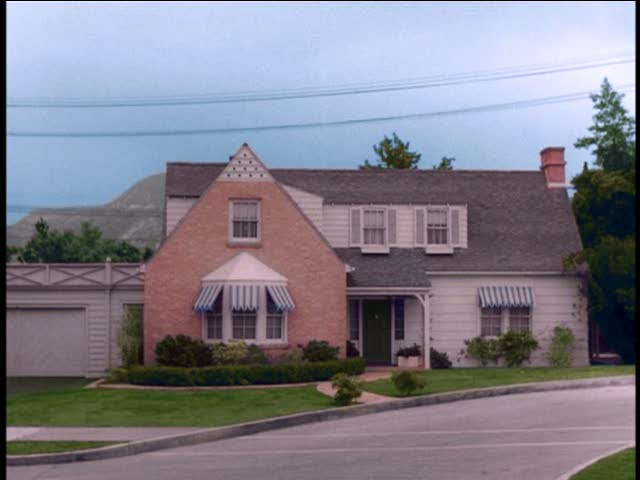 Bewitched TV show house season 2 exterior