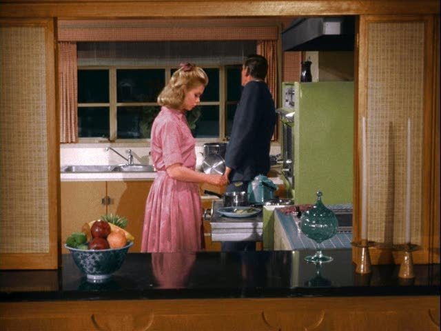 Bewitched kitchen set