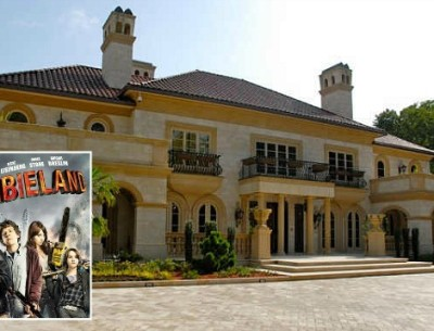 "For Sale: Bill Murray's Hollywood Mansion in ""Zombieland"""