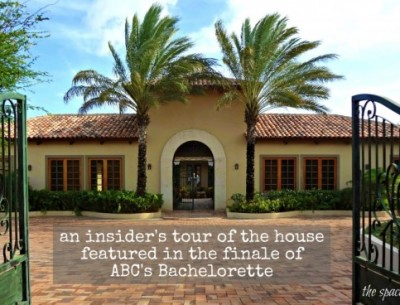"An Insider's Tour of the ""Bachelorette"" House in Curaçao"
