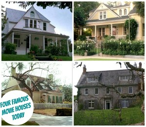 Four Famous Movie Houses Today | hookedonhouses.net