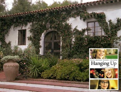 "Meg Ryan's Spanish-Style Bungalow in ""Hanging Up"""