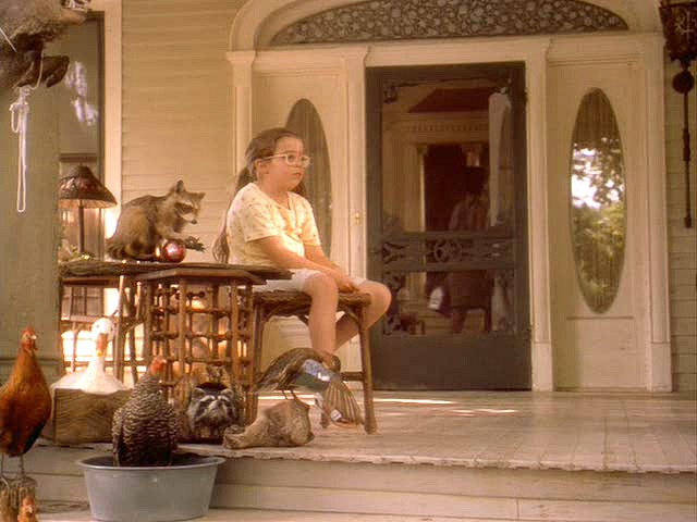 """Hope Floats"" movie house front porch"