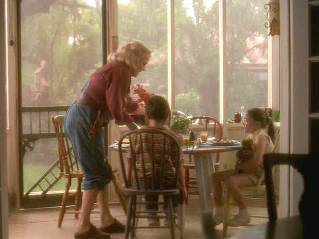 """""""Hope Floats"""" movie house screened porch"""