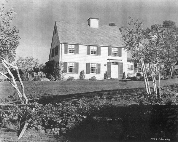 "The house in the Cary Grant movie ""Mr. Blandings Builds His Dream House"" 