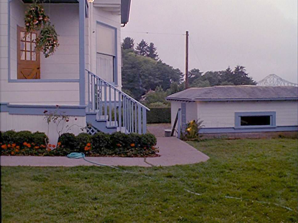 Joyce's house in the movie Kindergarten Cop