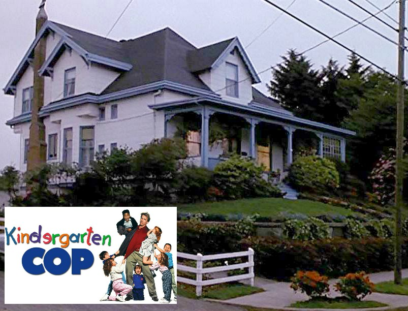 Kindergarten Cop movie filming location
