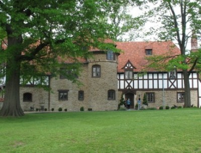 The Mack House: 1930s Tudor-Revival Mansion