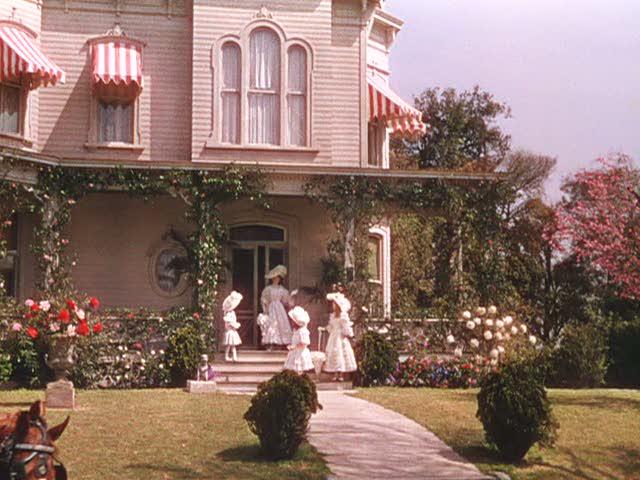"""""""Meet Me in St. Louis"""" movie house"""