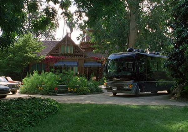 """Meet the Fockers' Victorian house with RV parked out front"