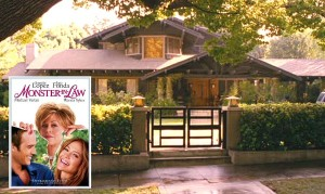"Craftsman featured in the movie ""Monster-in-Law"" with Jane Fonda and Jennifer Lopez 