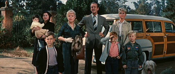 "Doris Day movie ""Please Don't Eat the Daisies"""