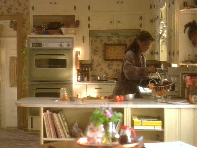 """Hope Floats"" movie house kitchen"