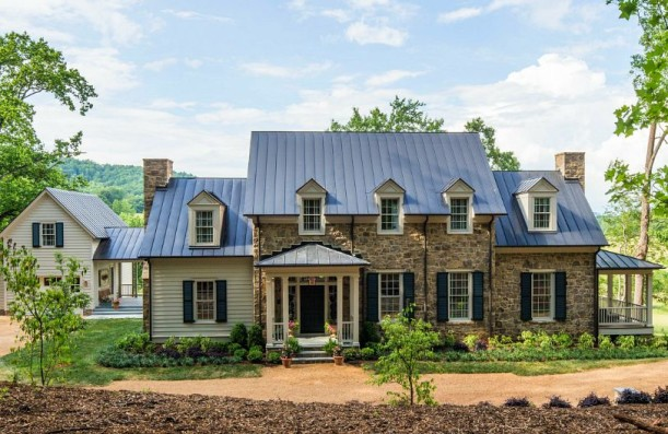 2015 Southern Living Idea House in Charlottesville Designed by Bunny Williams
