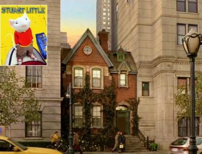 """Stuart Little"" movie house set design | hookedonhouses.net"