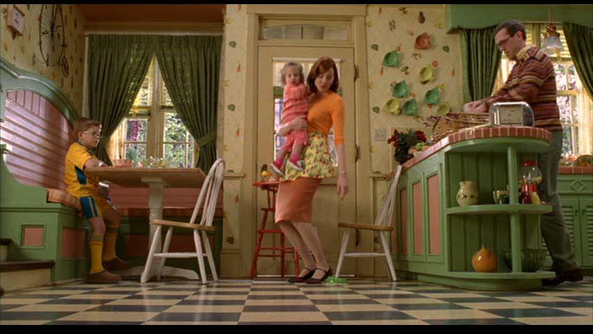 """Stuart Little"" movie house screenshots"