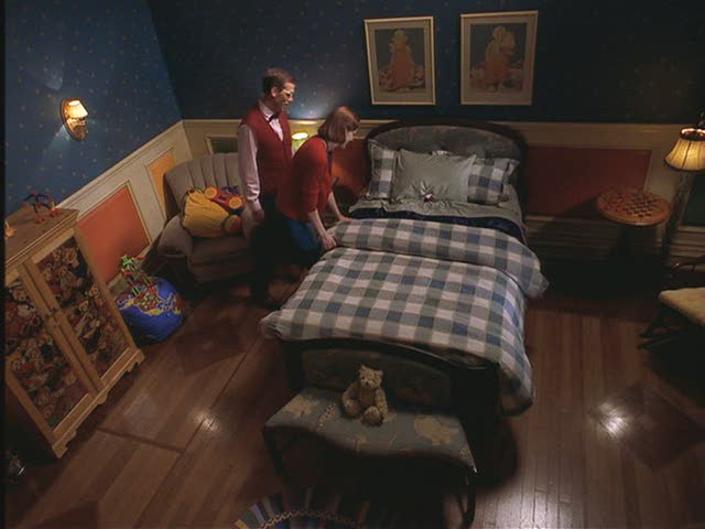 in the sequel stuart and george share a room with a unique bunkbed