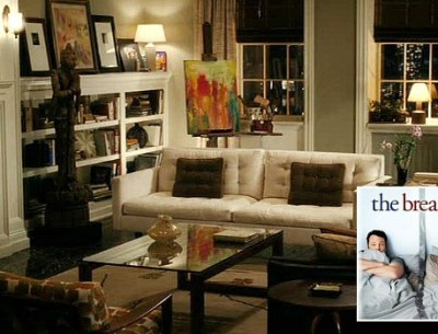 """The Break-Up"" Movie Set Design: An Apartment Worth Fighting For"