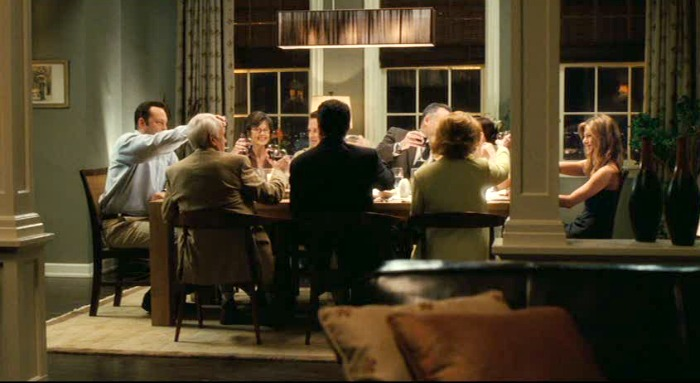 """The Break-Up"" movie dining room"