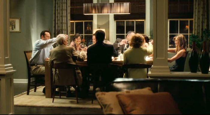 """The Break-Up"" movie dining room"