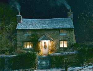 """The cottage from the movie """"The Holiday"""""""