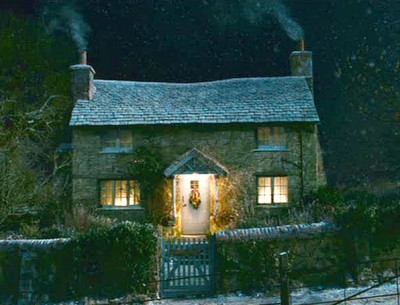"""The Holiday:"" A Tale of Two Houses"