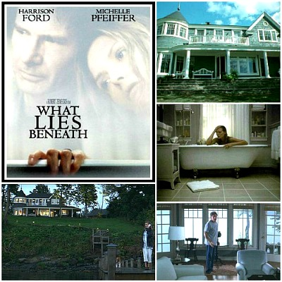 What Lies Beneath movie house
