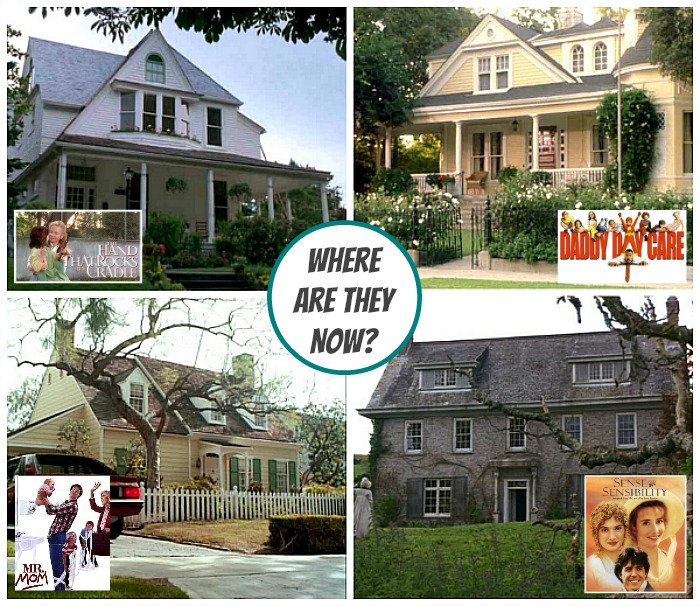 Updates on Four Famous Movie Houses | hookedonhouses.net
