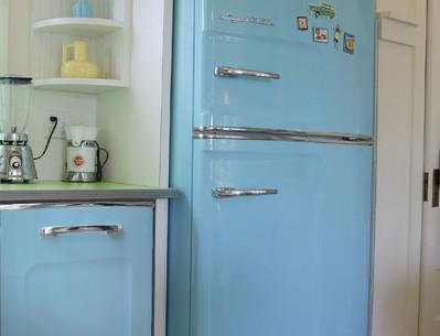 The Big Chill: Cool Retro Refrigerators