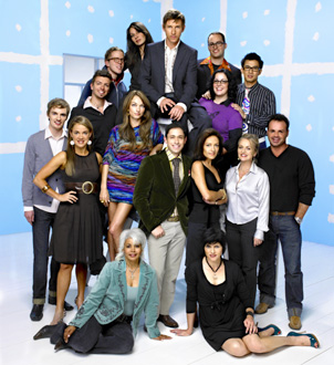 cast photo of Top Design show on Bravo