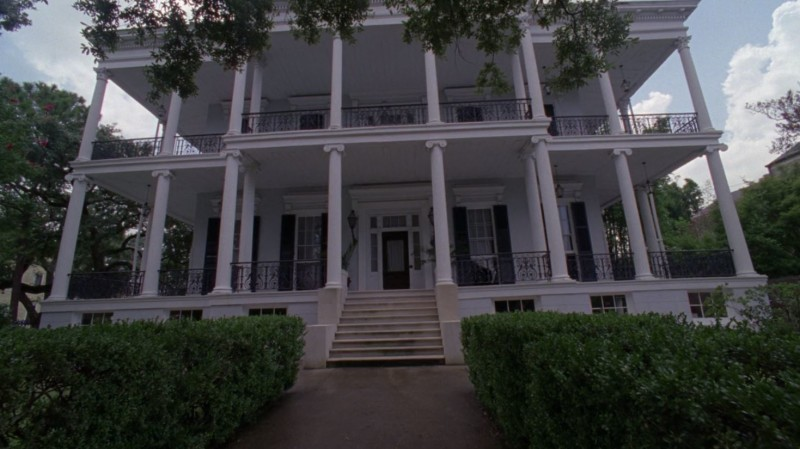 Robicheaux Academy AHS Coven filming location