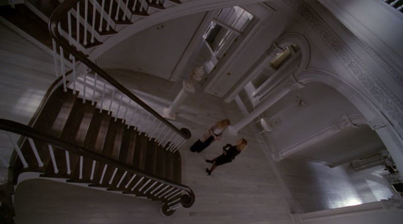 American Horror Story Coven House Staircase