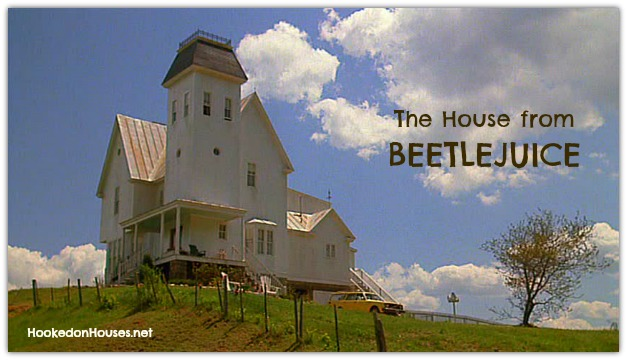 Beetlejuice movie house E Corinth Vermont opening cover