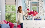Brooke Shields at Home in the Hamptons