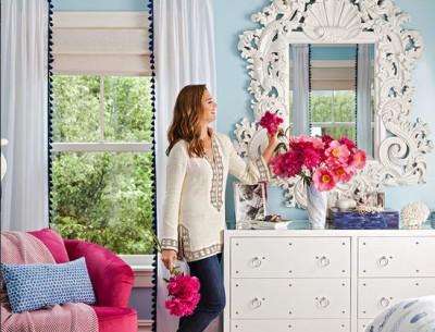 Brooke Shields Long Island Home BHG