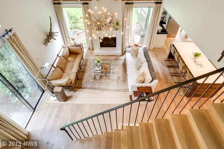 Designer Lauren Liess's house for sale in Virginia
