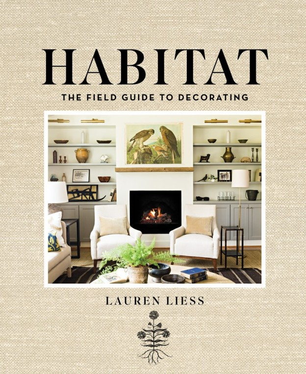 Lauren Liess Habitat book