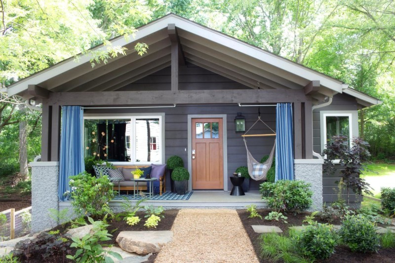 HGTV Urban Oasis Bungalow Sweepstakes 2015 Asheville NC