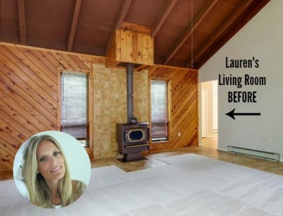 Before & After: How Lauren Liess Updated Her House from the '70s