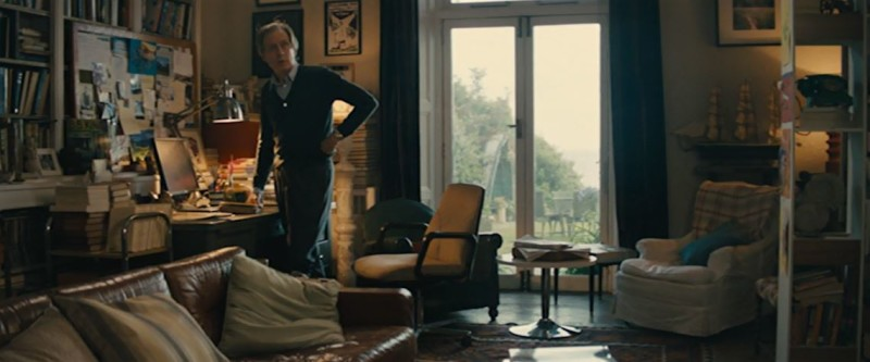 Scenes from the house in the movie About Time