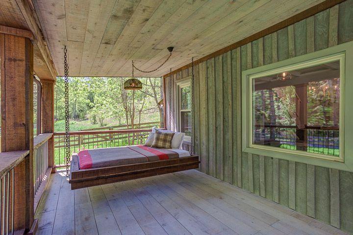 Nest A Pretty Little Cabin Rental In Franklin Tennessee