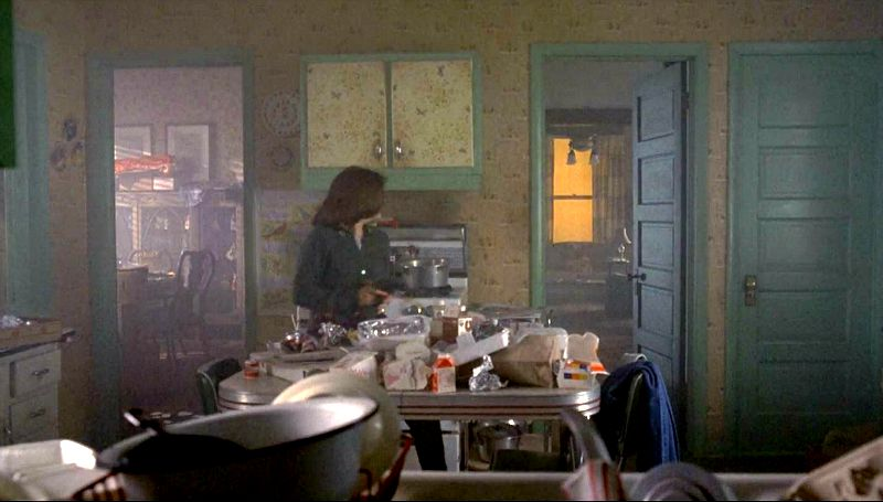 Silence of the Lambs filming location Pennsylvania house kitchen
