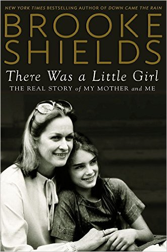 There Was a Little Girl by Brooke Shields book cover